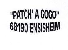 Association Patch à Gogo