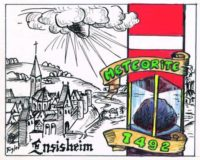 Les amis de la météorite d'ensisheim